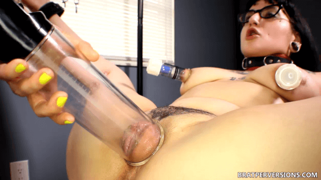pussy pumping