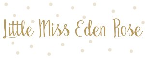 Logo Little miss eden rose