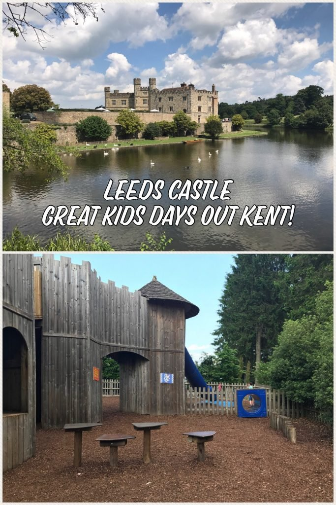 Leeds Castle Kids Day out