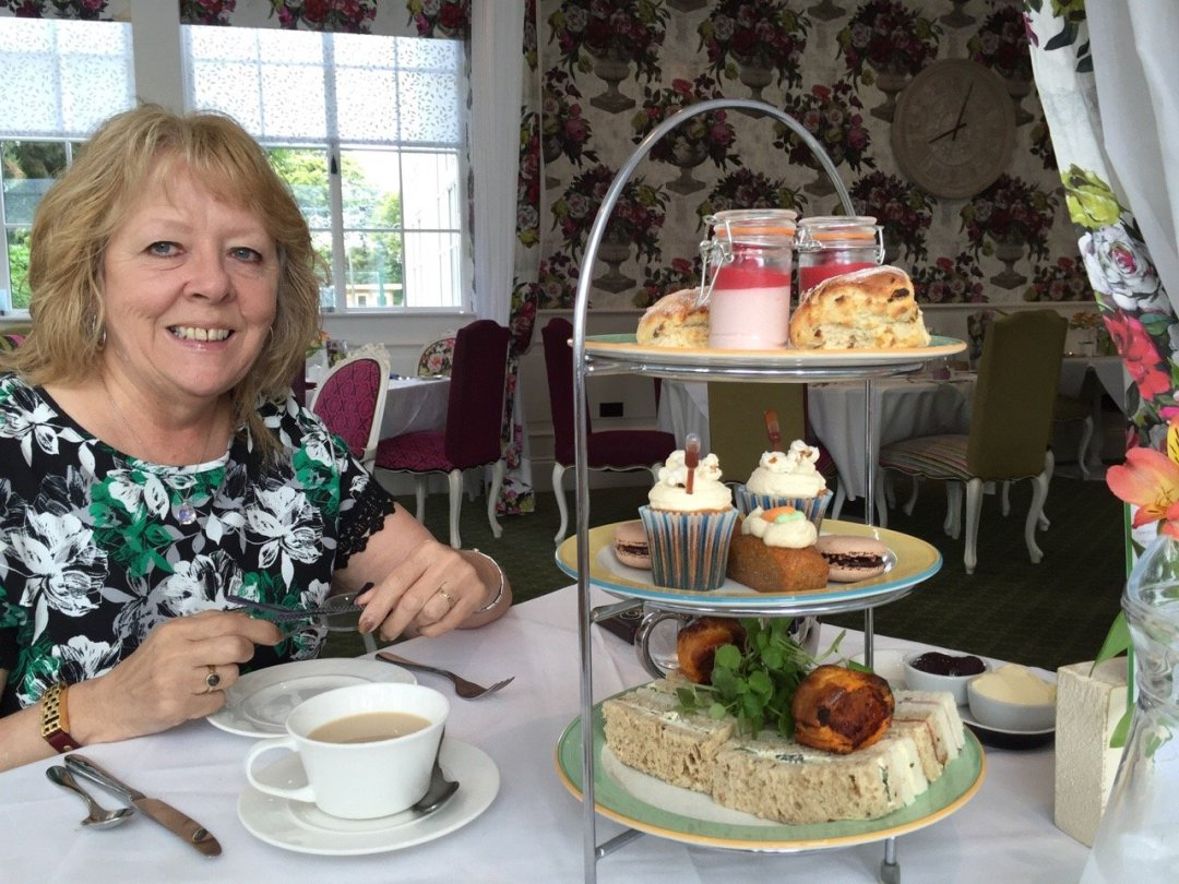 Afternoon Teas in Essex Orsett Hall Afternoon Tea