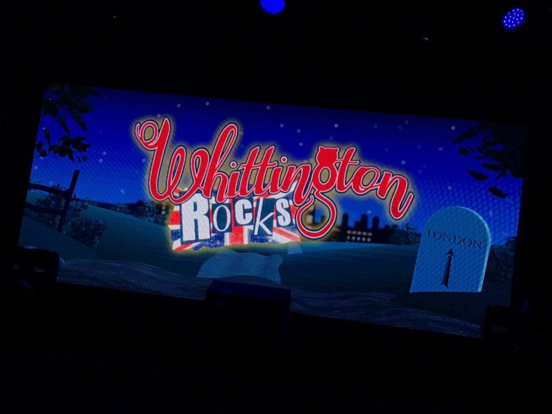 Butlins Bognor whittington rocks pantomime