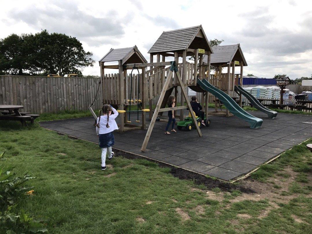 Farms in Essex - White Elm Petting Farm playground