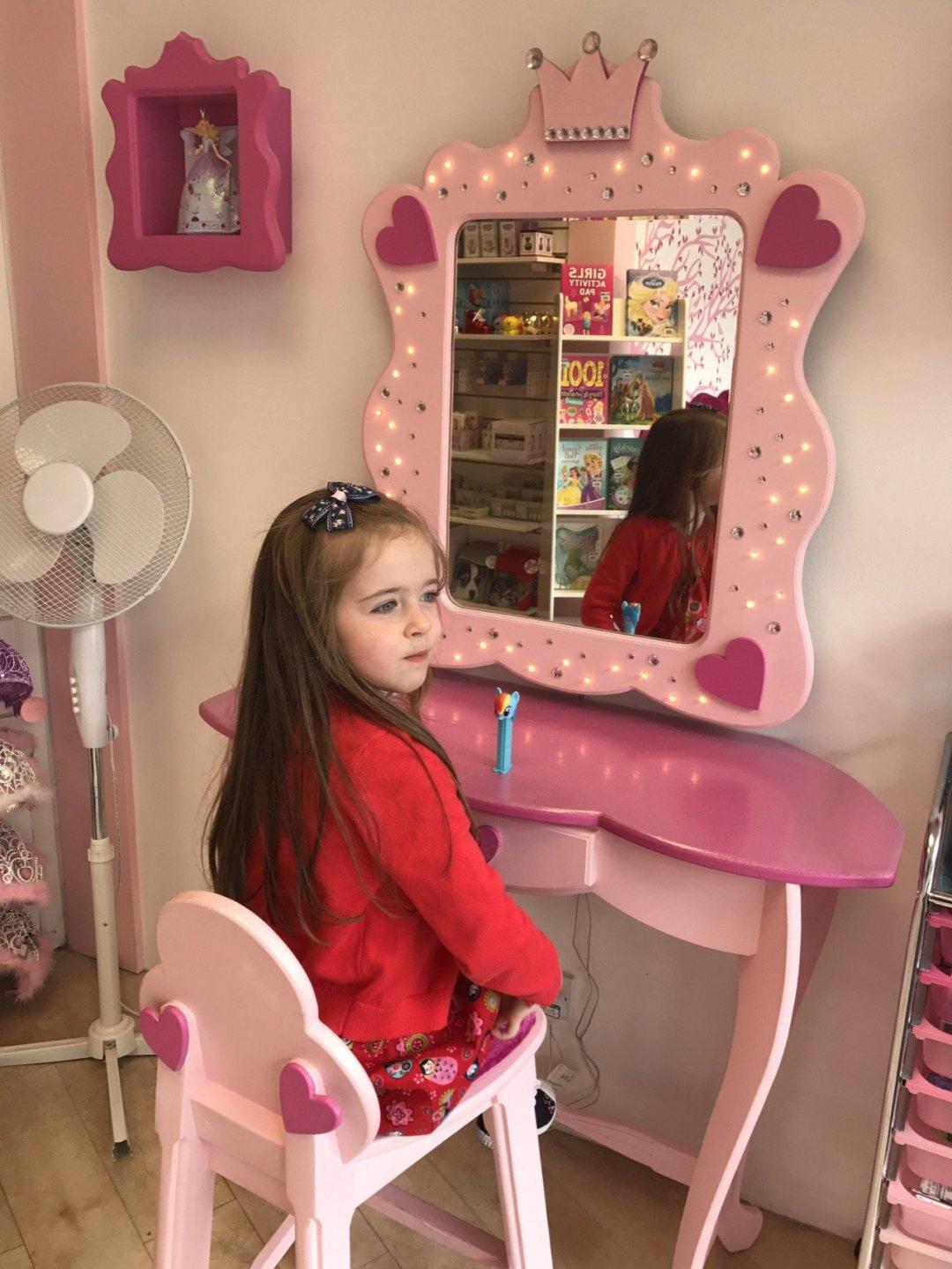 fairy princess makeover waiting for makeover