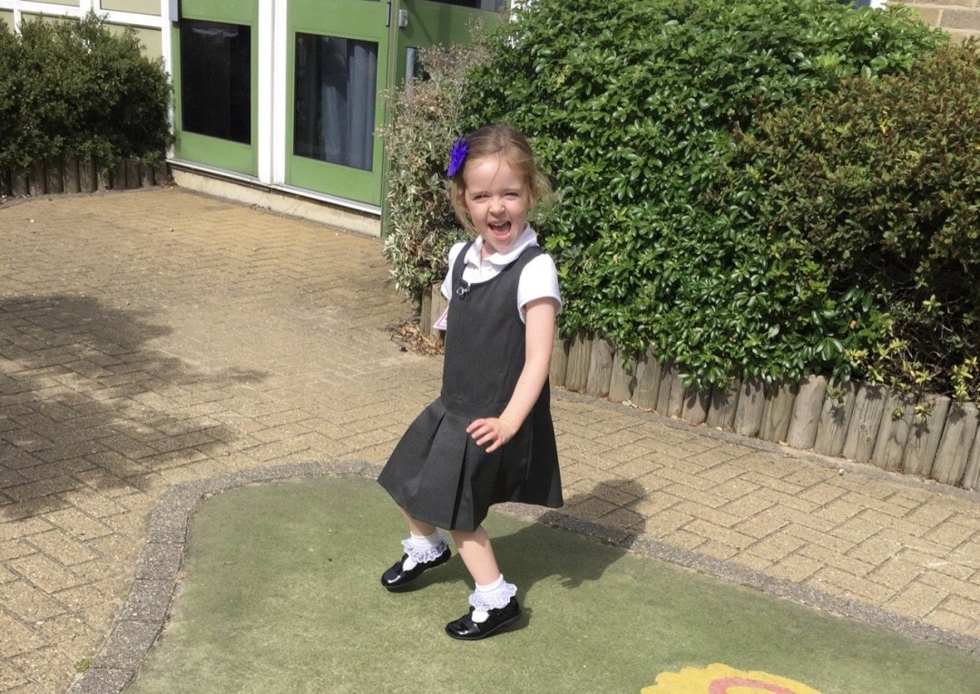 Top tips for starting school -the reception year eden in the playground
