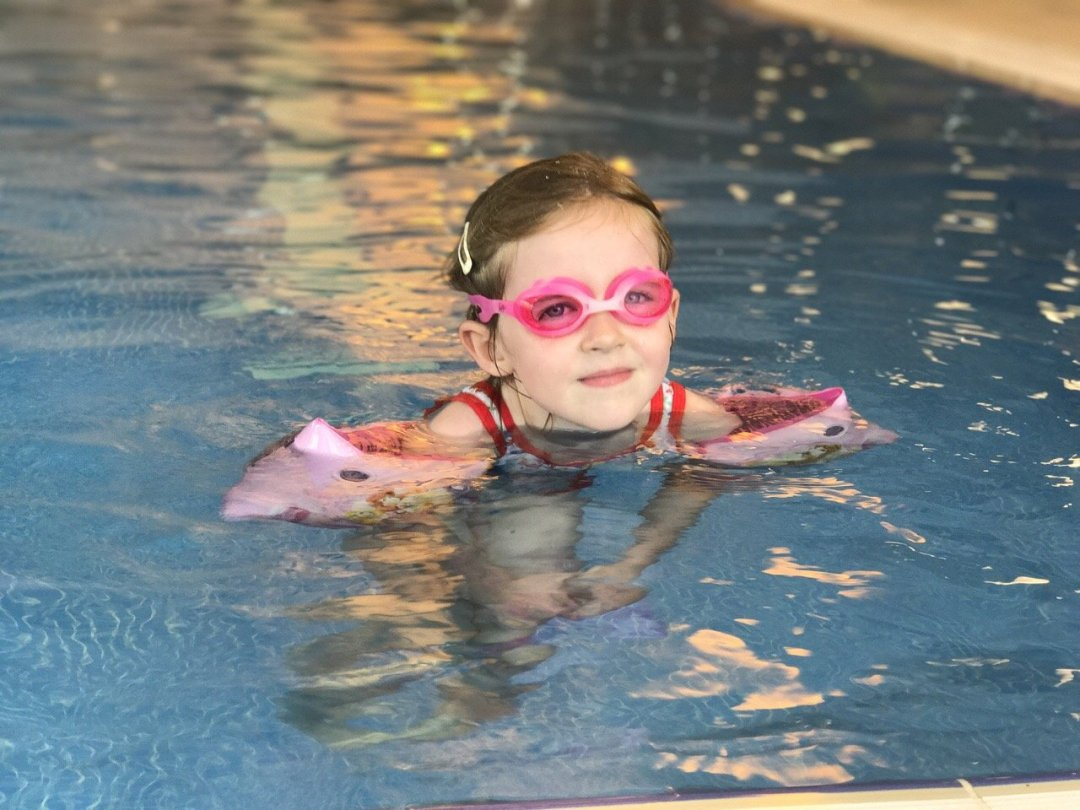 Mum me time with David Lloyd Eden swimming