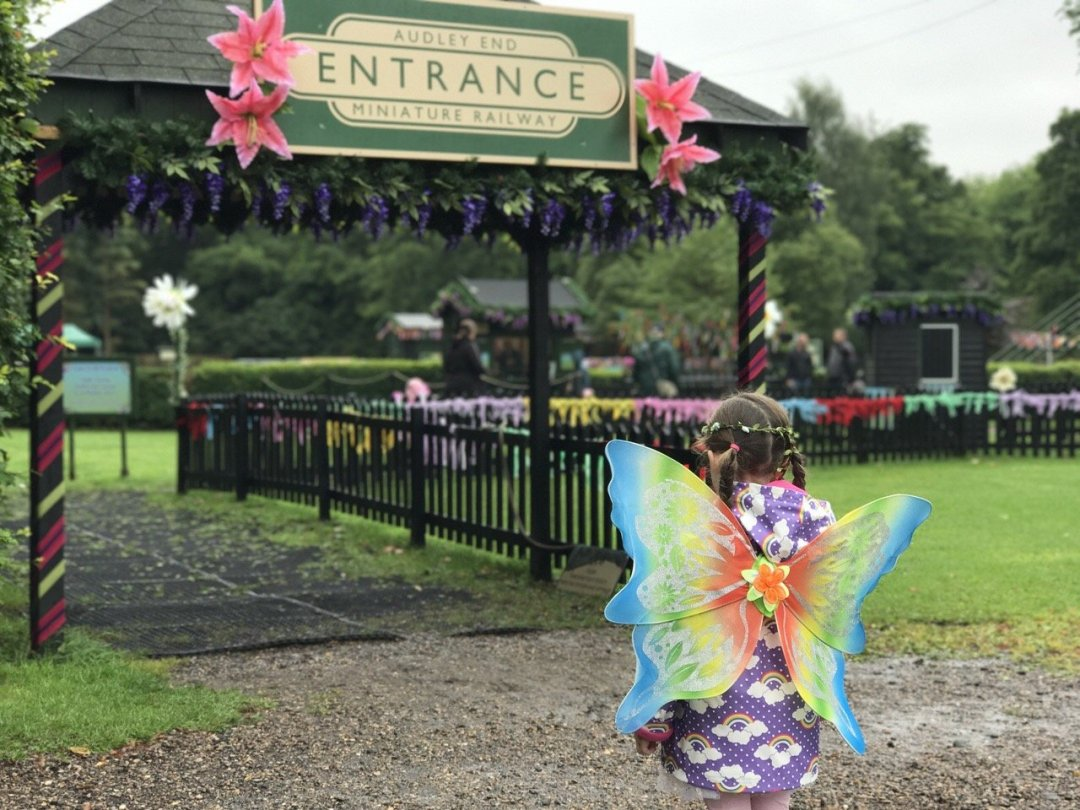 Fairy & Elf Festival Entrance
