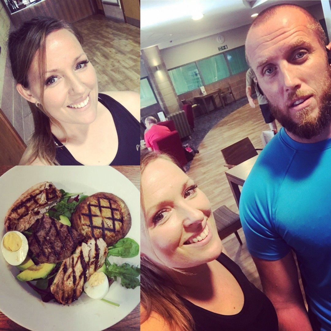weekly round up david lloyd selfie collage