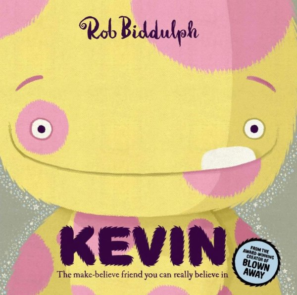 Kevin by Rob Biddulph Front Cover