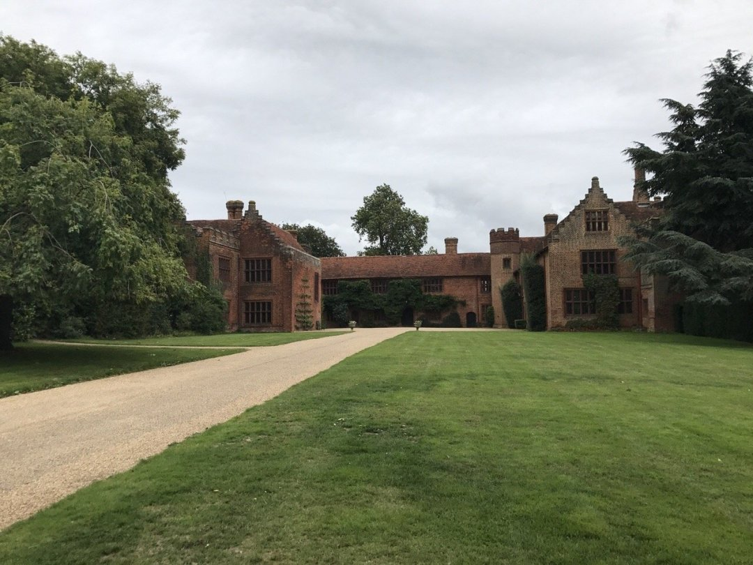 Ingatestone Hall - the front