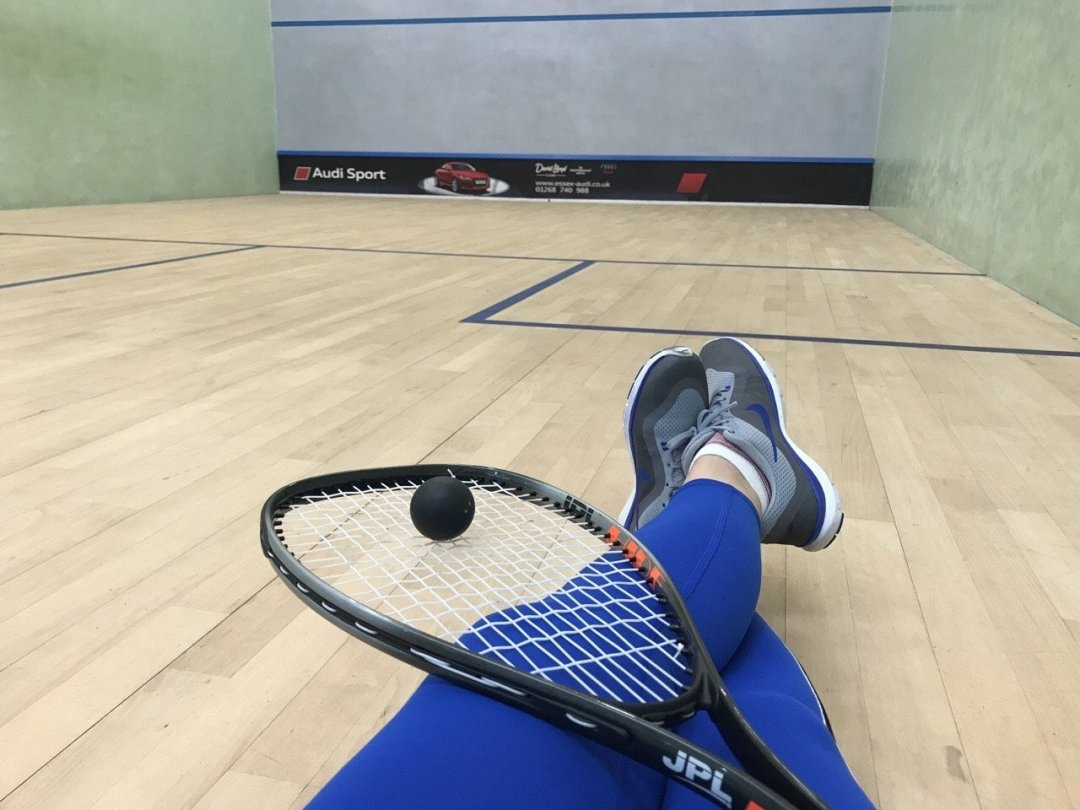 Family Gym Time - David Lloyd Squash