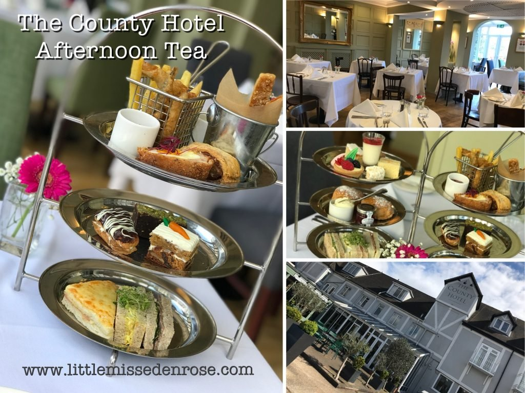 County Hotel The Best Afternoon Teas in Essex