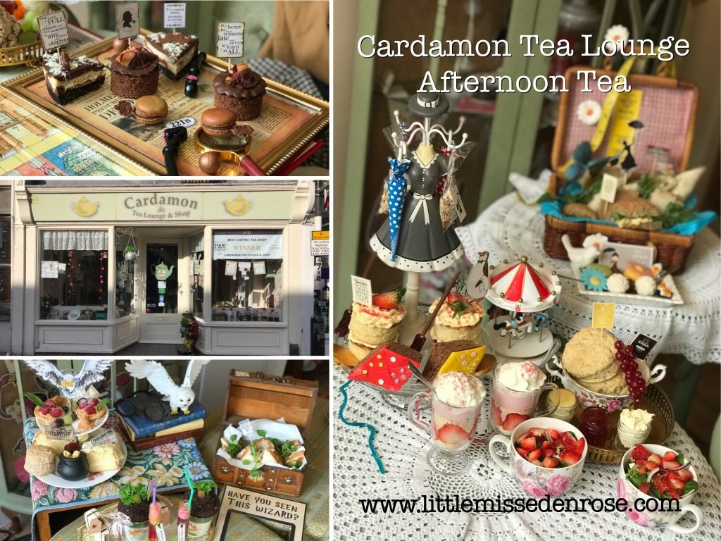 Cardamon Tea Lounge The Best Afternoon Teas in Essex