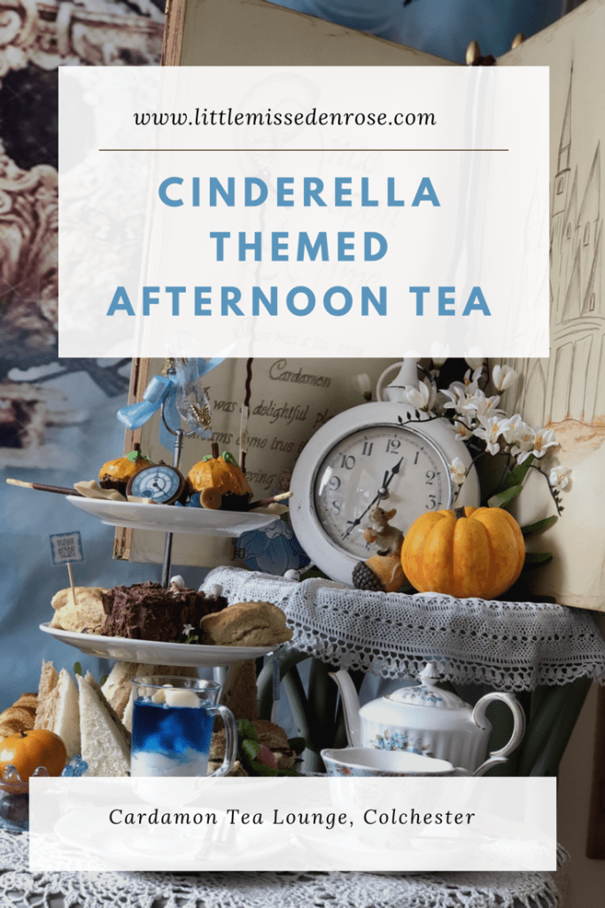 We had the absolute pleasure of reviewing the truly magical Cinderella afternoon tea at Cardamon Tea Lounge. Set in Colchester, Essex