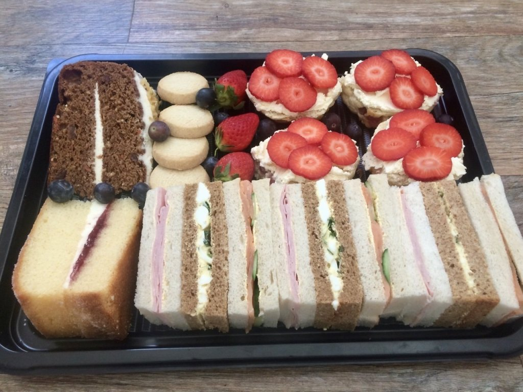 Eatstreet catering afternoon tea delivery in essex