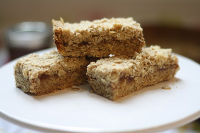 Whole Grain Oatmeal Jammy Bar