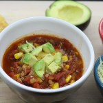 Kid-friendly Crockpot Chili