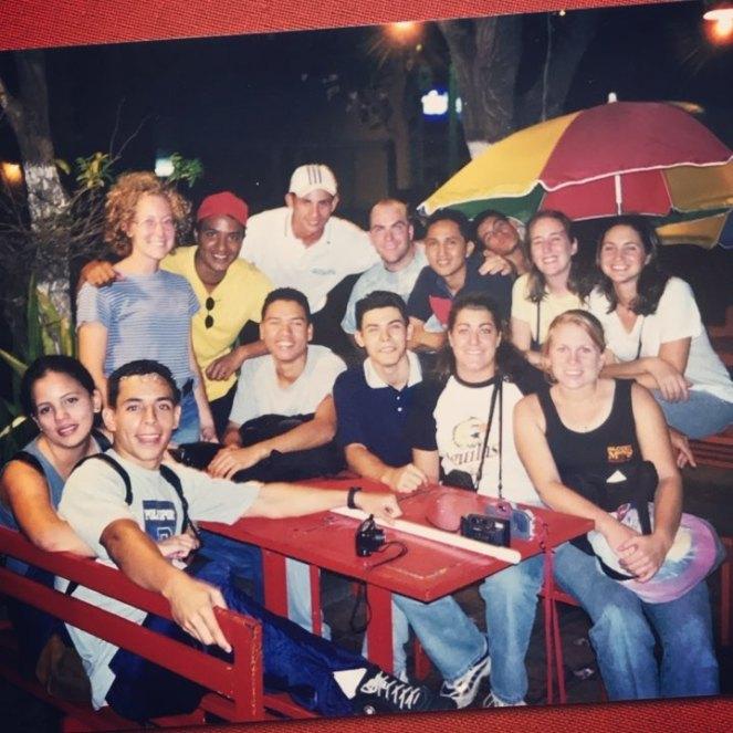 Venezuela group photo