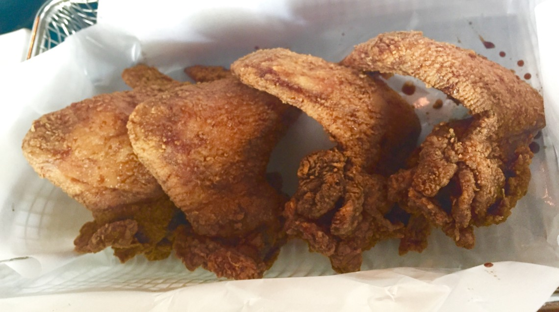 Food Discoveries Chicken Up Singapore Little Miss Honey