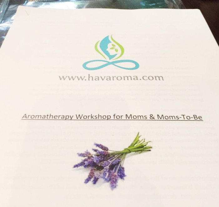 Havaroma Aromatherapy Workshop