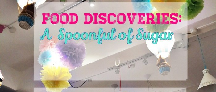 FOOD DISCOVERIES: A SPOONFUL OF SUGAR