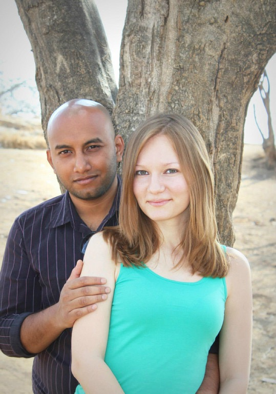 Russian and Indian