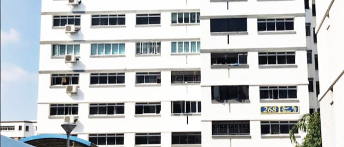 LIVING ACCOMMODATIONS AS AN OVERSEAS FOREIGN WORKER IN SINGAPORE