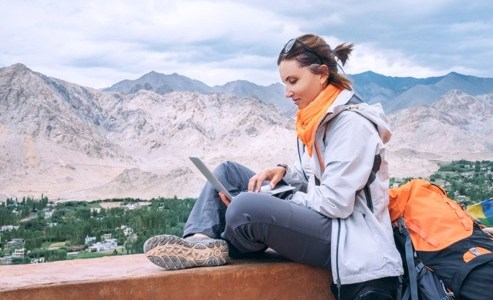 HOW TO CREATE AN EASY USER INTERFACE FOR YOUR TRAVEL BLOG