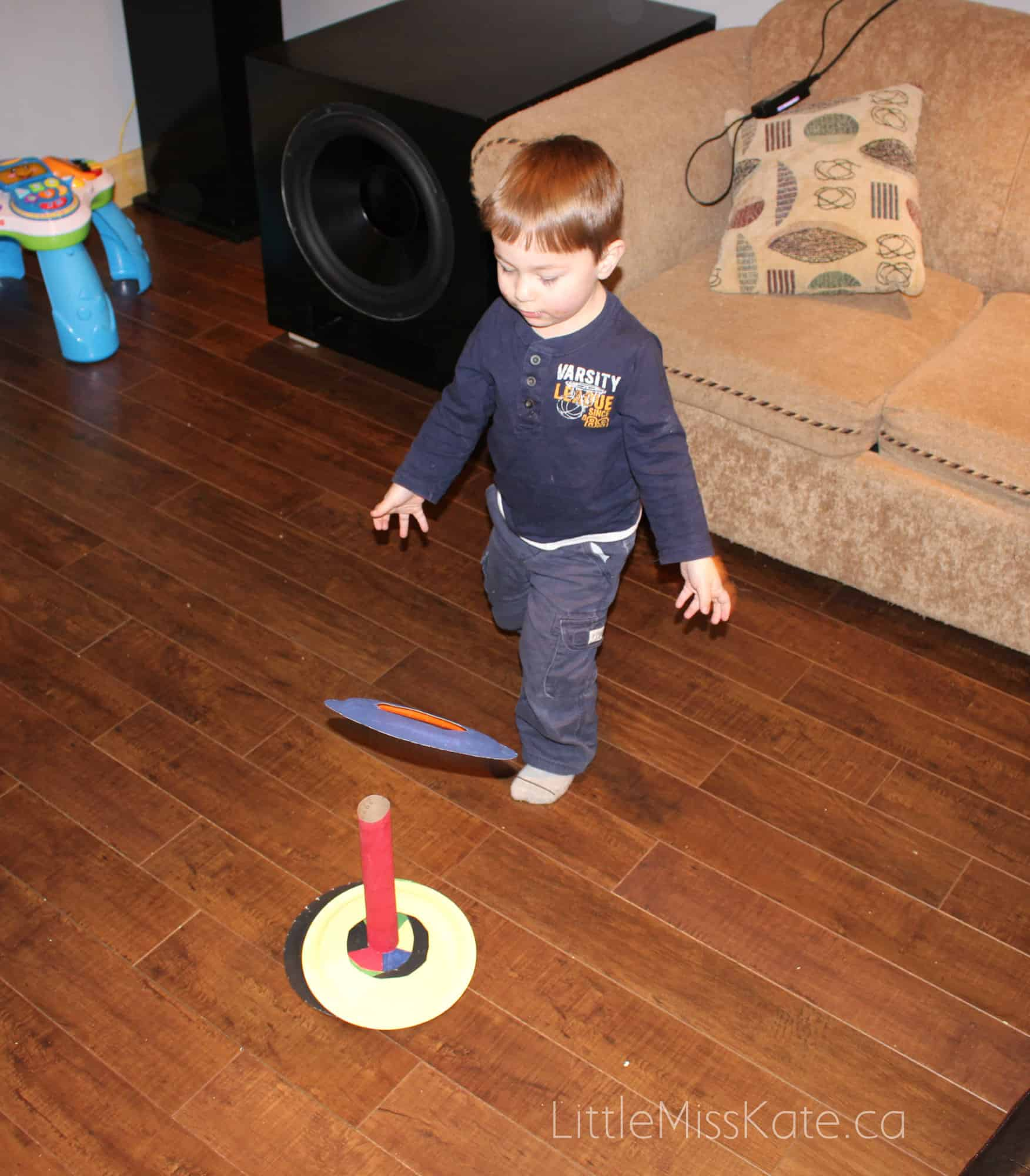 Crafts For Preschoolers Olympic Ring Toss Game