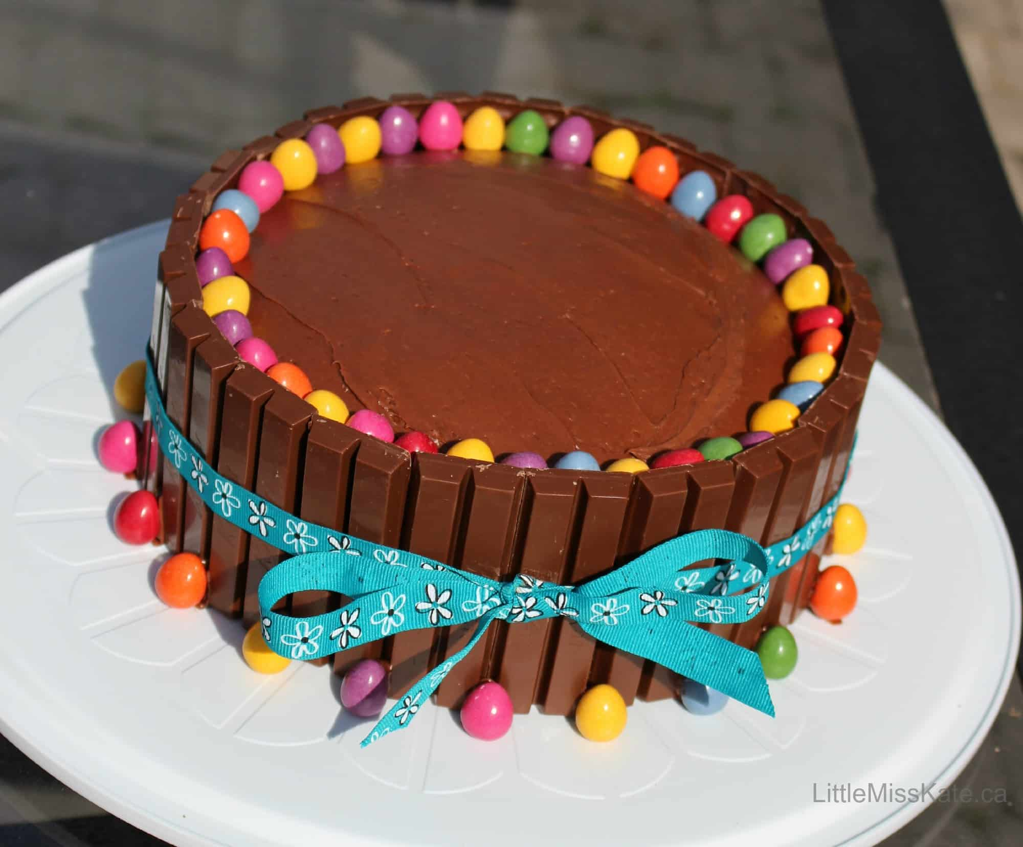 Cake Decoration At Home Ideas