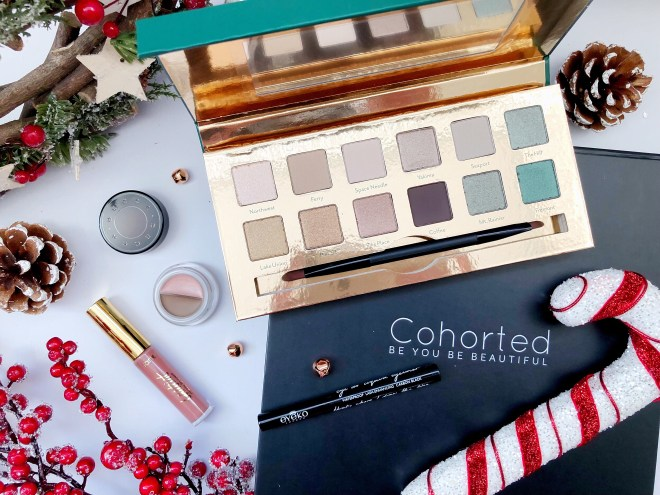 Cohorted beauty box December