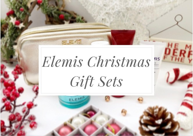 one of my favourite spas use their products and i always leave with an arm full of products or sets at christmas elemis have some
