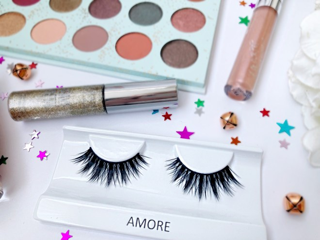 Glitter and sparkle makeup edit