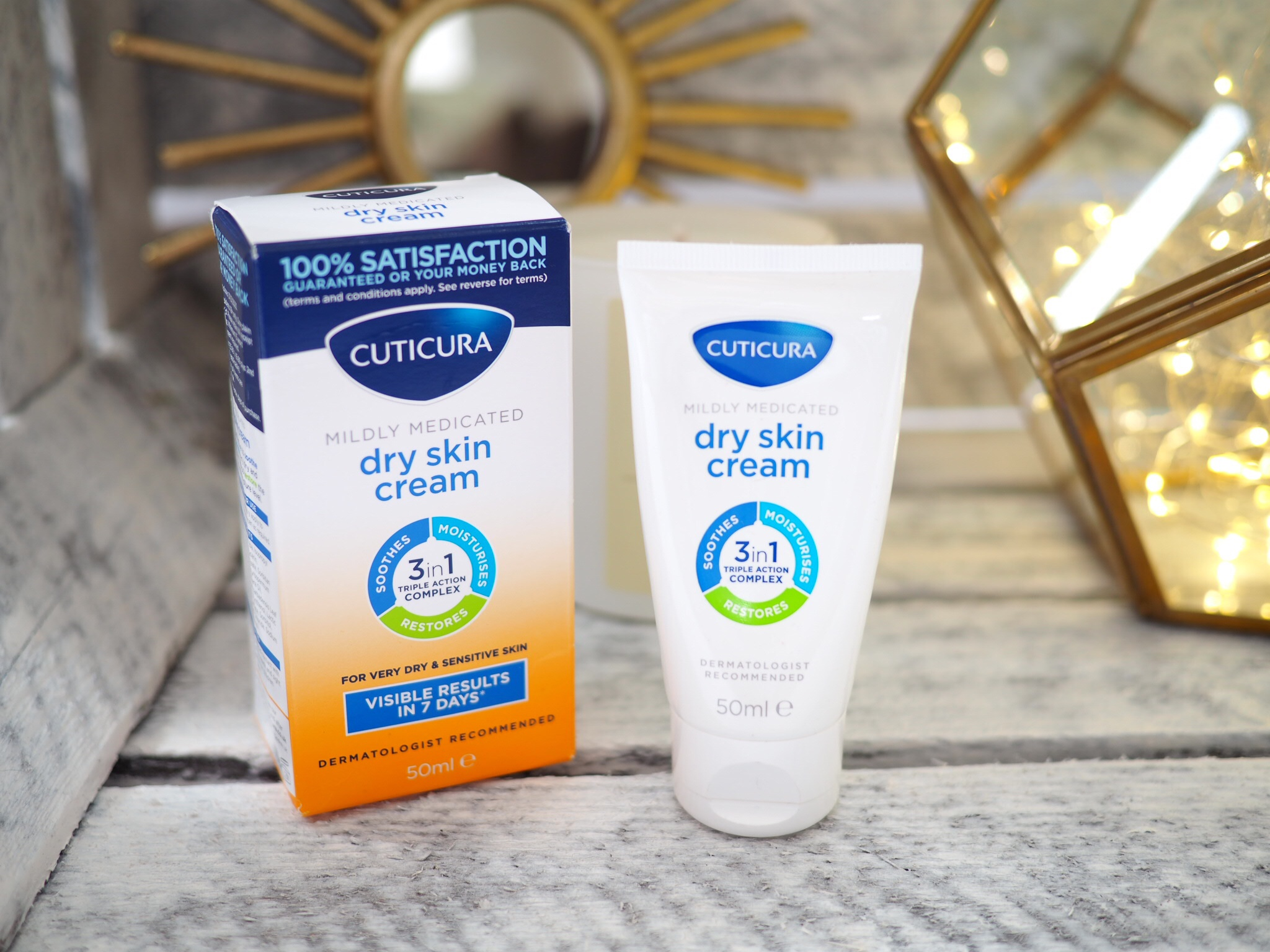 Cuticura Dry Skin Cream Say Goodbye To Dry Sore Hands