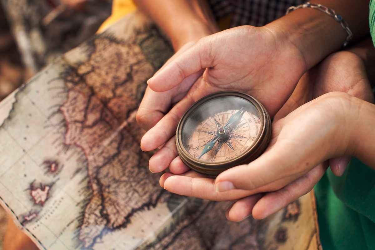 VALUES: The compass for your life.