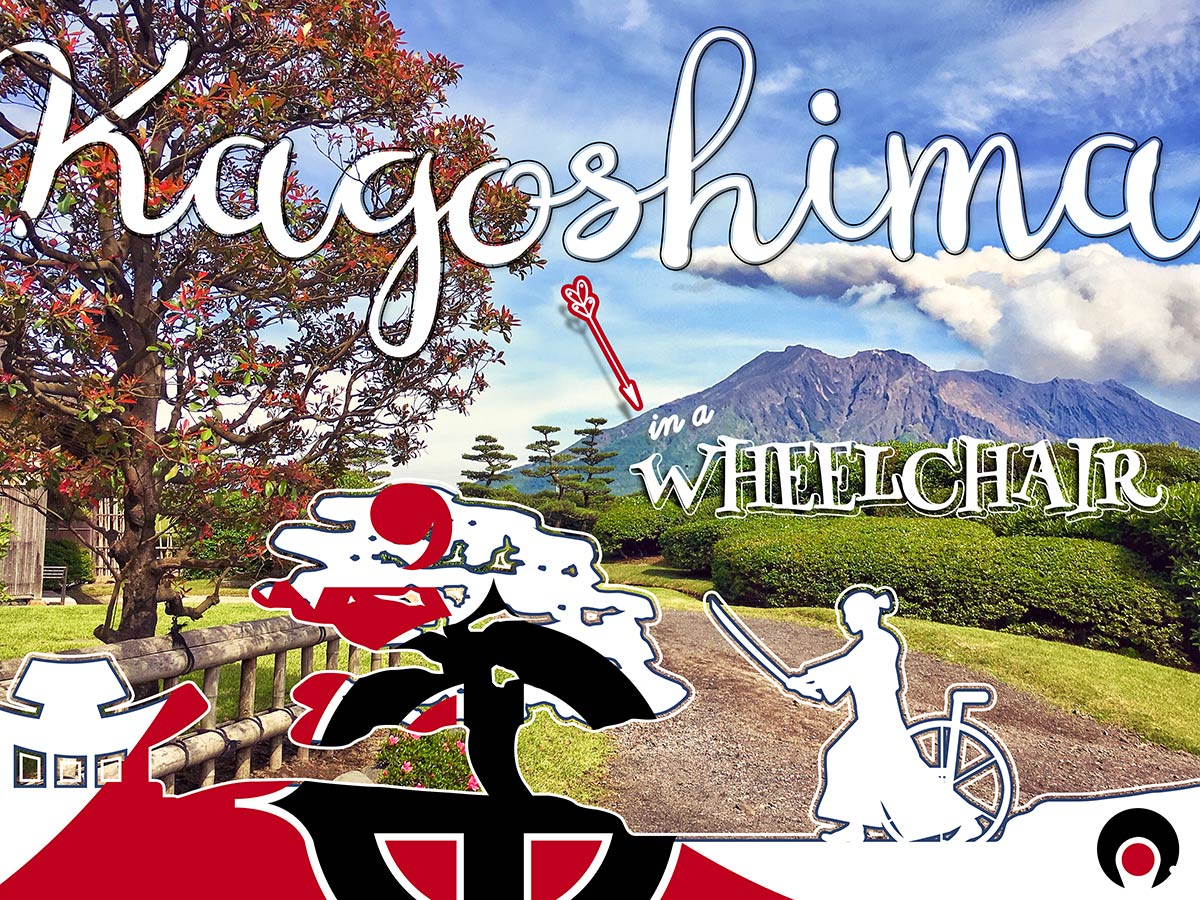 Kagoshima in a wheelchair | Accessibility Review | Little Miss Turtle