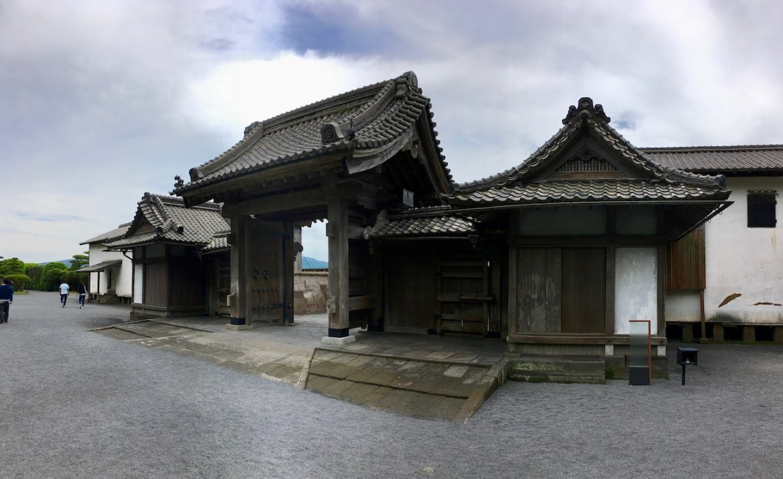 Sengan-en Main Gate | Little Miss Turtle