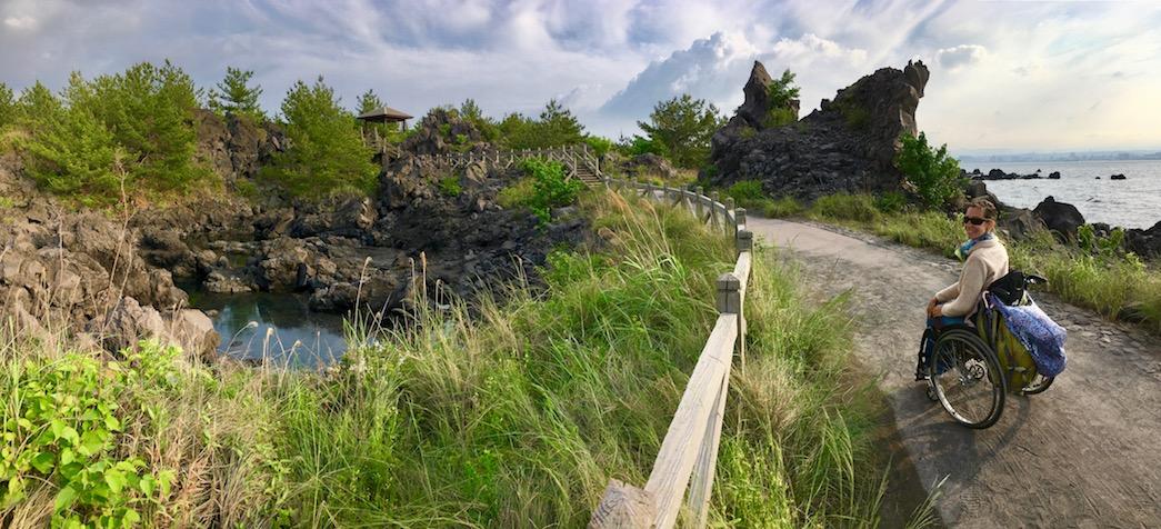Yogan Nagisa Trail Sakurajima Geopark | Little Miss Turtle