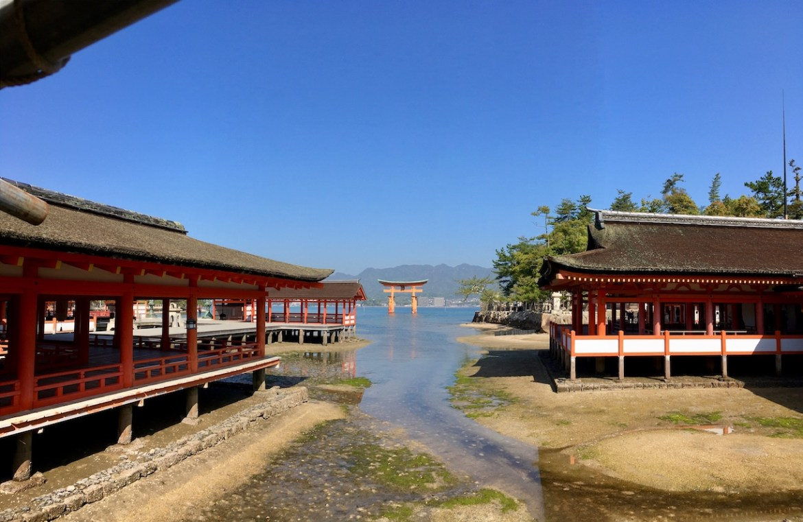 Itsukushima Shrine | Miyajima Japan | Little Miss Turtle