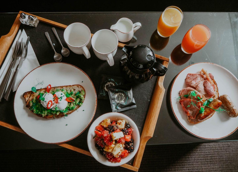 K west hotel breakfast review kate winney