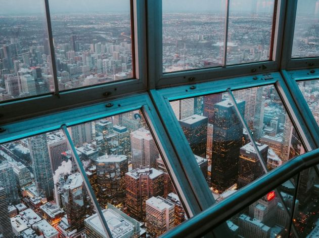 CN Tower Kate Winney Toronto Travel guide