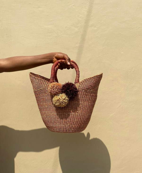 AAKS hand crafted bags black owned business
