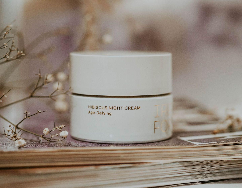 Irene Forte Skincare Review Kate Winney Hibiscus Night Cream