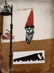 Gnome, Street Art, Puerto Rico, San Juan Art
