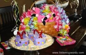Summer Cake, Beach Cake, Hawaii Cake