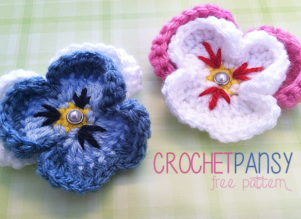 Free pattern pansy flower crochet pattern little monkeys crochet disclosure this page may contain affiliate links which help me cover the cost of publishing my blog should you choose to make a purchase at no additional dt1010fo