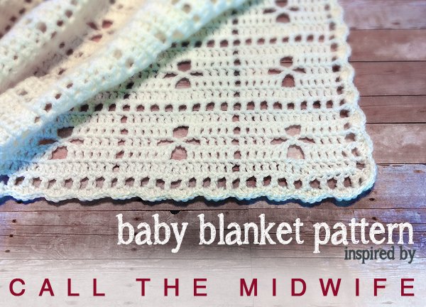 baby blanket pattern inspired by
