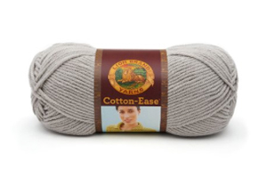 Cotton-Ease Yarn (Lion Brand)
