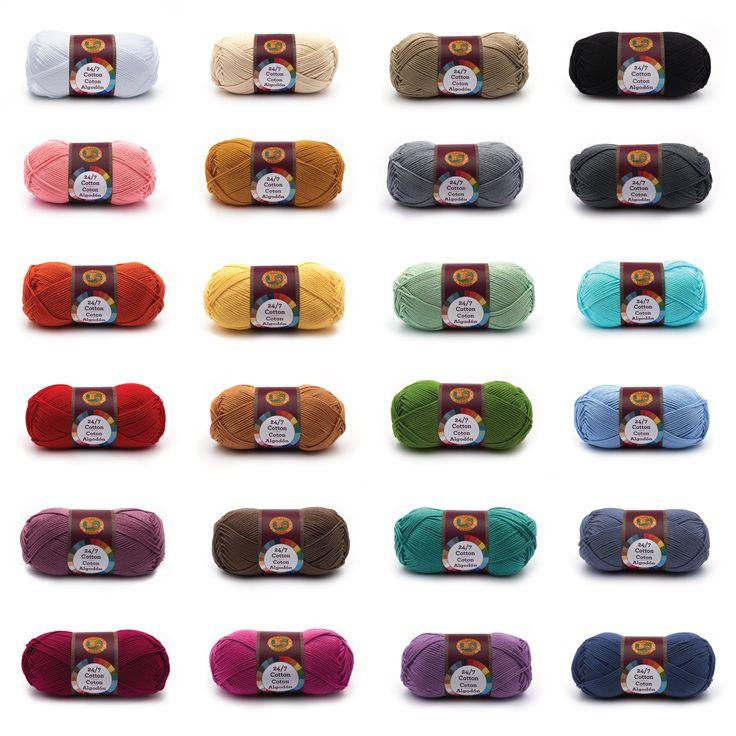 Color Block Placemat Crochet Pattern with Lion Brand 24/7 Cotton Yarn | Crochet Placemat Pattern by Little Monkeys Crochet