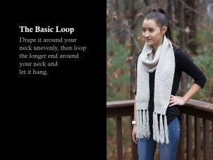 2 Elena Scarf Crochet Pattern     Free classic winter scarf crochet pattern by Little Monkeys Crochet