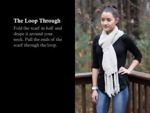 3 Elena Scarf Crochet Pattern     Free classic winter scarf crochet pattern by Little Monkeys Crochet